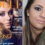 Tutorial em vídeo: Look Adele Inspired