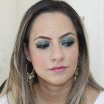 Tutorial de Carnaval: Maquiagem Verde Esmeralda