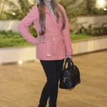 Look do dia: Trench Coat Coral