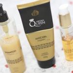 Testei: Shampoo, Máscara e Óleo Aneethun Queen