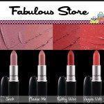 Sorteio Batom MAC - Fabulous Store