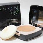 Testei: Avon Magix Base Compacta