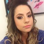 Vídeo da maquiagem que a Juliana Rakoza fez em mim