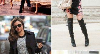 Maxi botas - Thigh High Boots