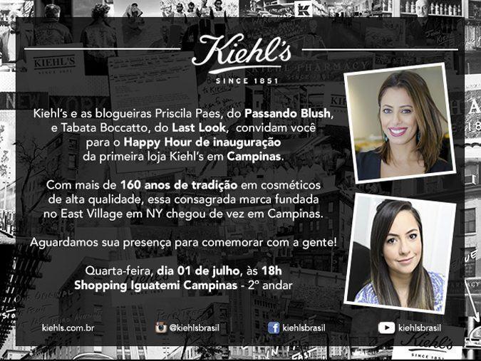 kiehls-convite