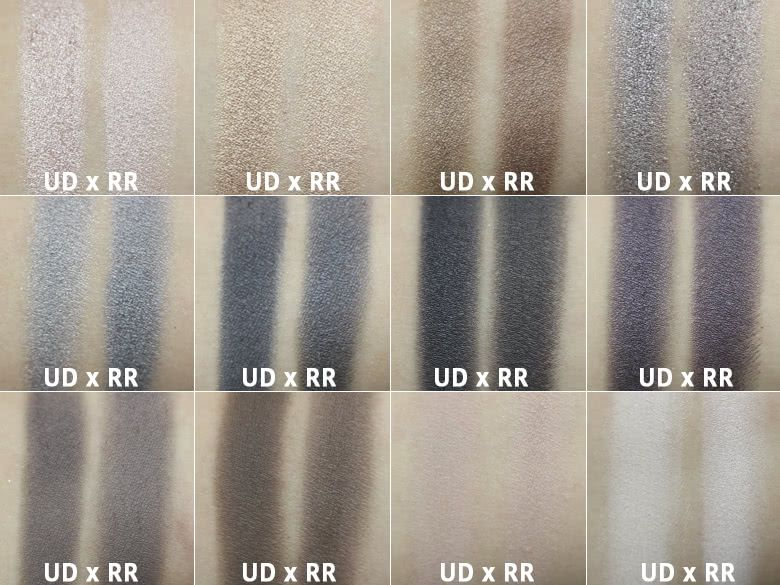 Dupe Naked Smoky